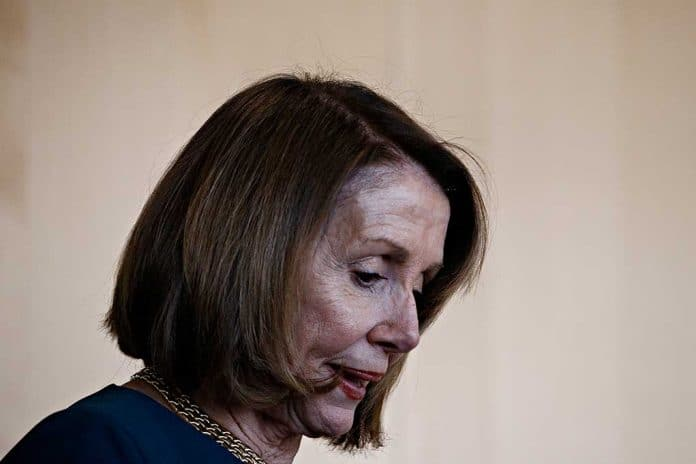 Nancy Pelosi Under Attack For Targeting Lawmakers With Masks Despite CDC Guidelines