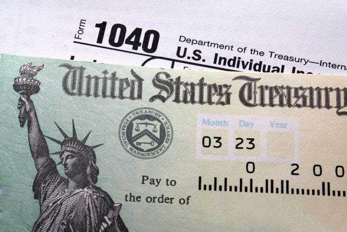 IRS Sends Out New Batch of Checks to Americans