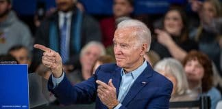 Joe Biden Promotes Made Up Story About Police Officer Being Murdered at Capitol