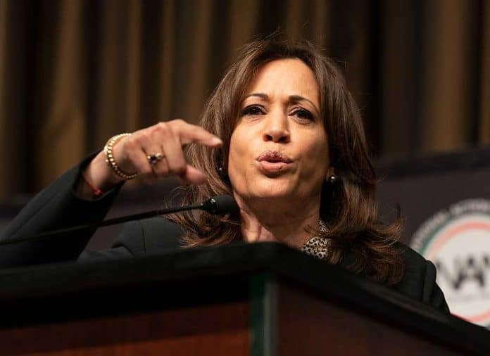 Kamala Harris Thrown Under Bus by Liberals Who Blame Her for Major Failures