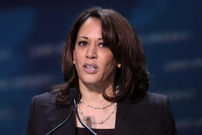 White House Very Concerned About Kamala Harris' Bad Performance