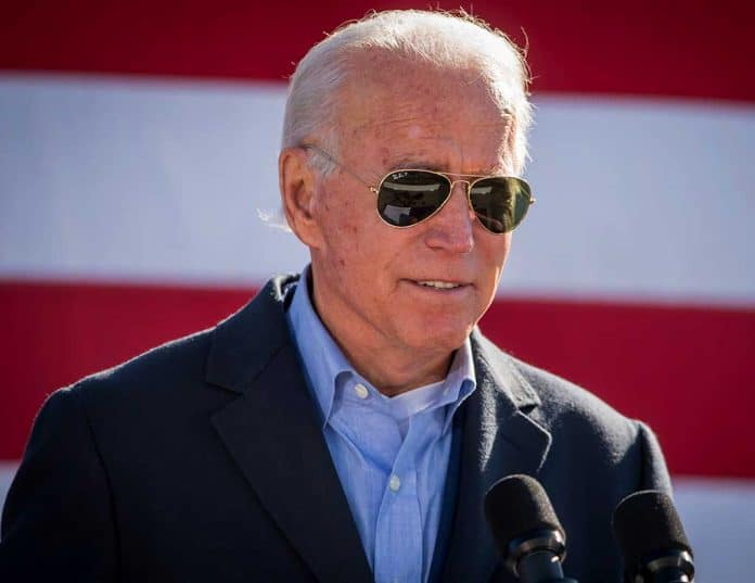 Joe Biden Poll Shows 1 in 3 People Think He Won Because of Fraud