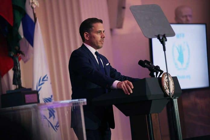 Lawmakers Unveil Plan to Force Hunter Biden Art Dealings to Be Made Public