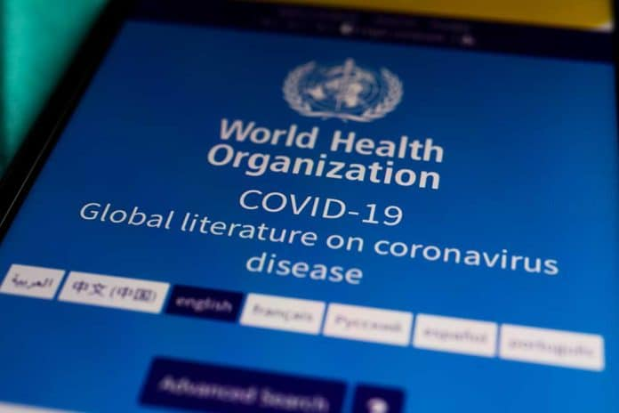 World Health Organization Admits China Was Pulling the Strings on Official Public Statements
