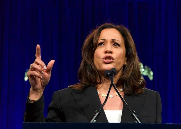 Kamala Harris Speaks Out Against Government Interference!