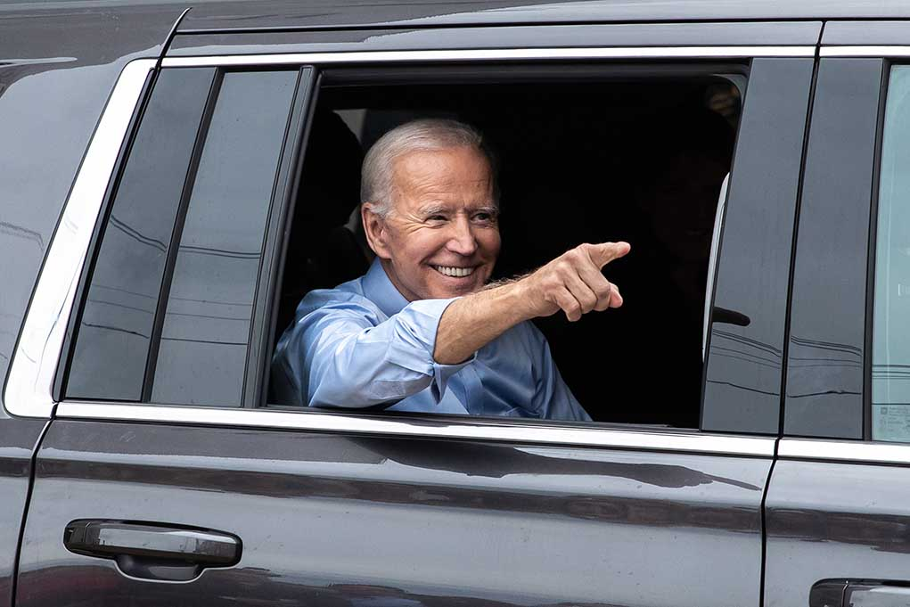 Joe Biden Is Traveling to California to Campaign for Newsom Amid Afghanistan Crisis