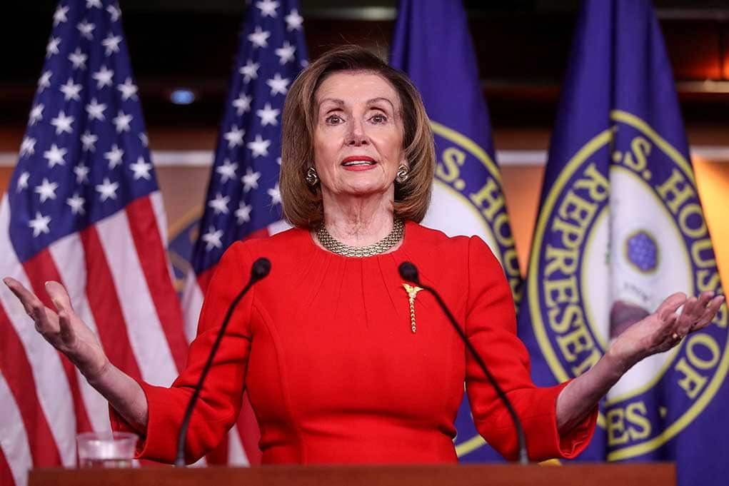 GOP Group Launches Project to Stop Nancy Pelosi