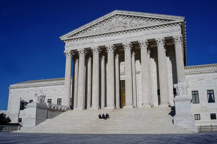 Supreme Court Stops Execution With Stay Order