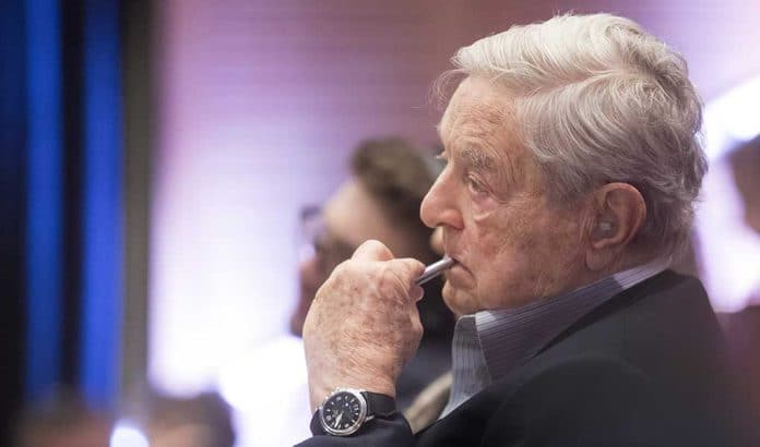 George Soros Moves Against China