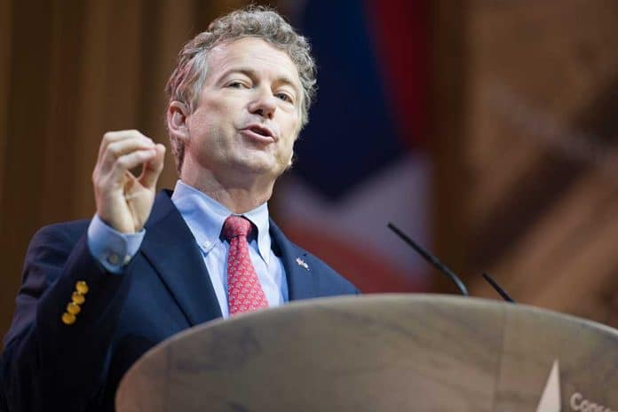 Rand Paul Bashes Biden's HHS Pick As